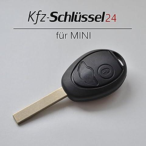 KONIKON - Funda para llave de coche (para Mini One Clubman Cabrio Cooper)