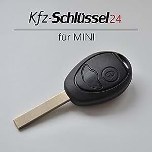 schl ssel fernbedienung geh use rohling mini one clubman. Black Bedroom Furniture Sets. Home Design Ideas