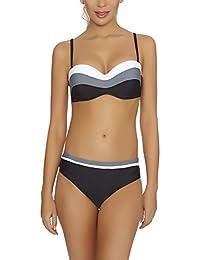 Verano Damen Push Up Bikini Sheila