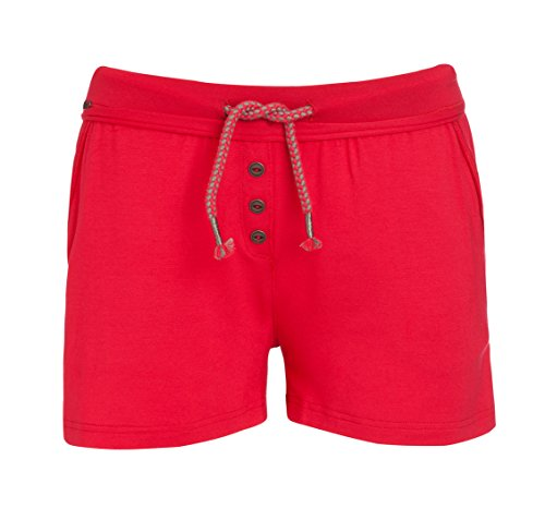 Jockey 850005 Damen Shorts 3er Pack XS (34) bis 2XL (44) Lipstick Red
