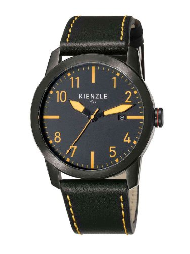Kienzle Men's Quartz Watch K3081043021-00099 with Leather Strap