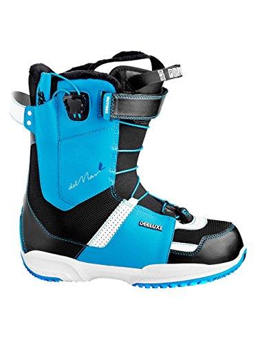 Da Snowboard da uomo Boot DEELUXE del Mar, nero/blu, 26
