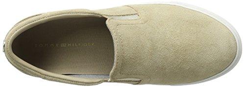 Tommy Hilfiger Damen J1285eanne 3b Sneakers Beige (SAND 102)