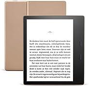 Kindle Oasis, nu met instelbare warme lichtkleur, waterdicht
