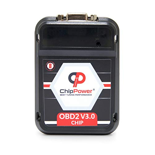 Boitier Additionnel Puce OBD2 v3 pour 307 CC SW 1.6 2.0 Chip Tuning Box Essence