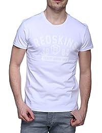 Redskins - T Shirt Balltrap 2 Calder P17 White