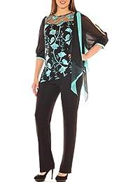 2f97fe7dc341 Amazon.it  54 - Tailleur pantalone   Tailleur e giacche  Abbigliamento