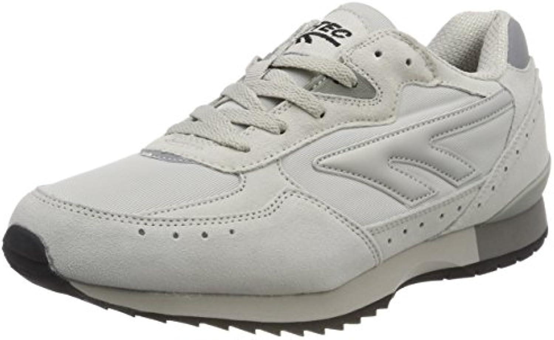 Hi Tec Herren Shadow Sneaker  Silber  Billig und erschwinglich Im Verkauf