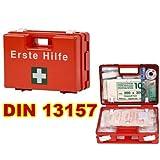 Erste Hilfe Koffer - Kasten - First Aid Box -