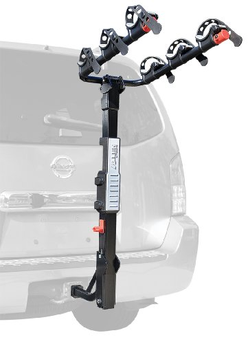4-Bike Hitch Rack Mount mit 2-Zoll-Receiver (Allen Bike Hitch)