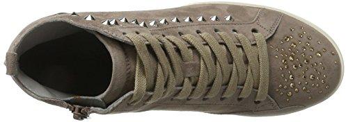 Kennel und Schmenger SchuhmanufakturSoho - Scarpe da Ginnastica Basse Donna Beige (puder Sohle Weiss)