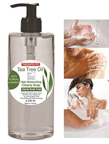 TEA TREE - ÁRBOL DE TÉ Jabón Suave Terapéutico