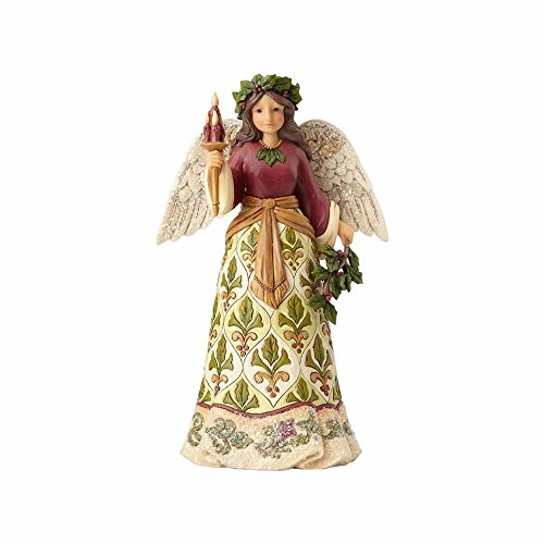 Heartwood Creek Jolly Holly Days (Victorian Angel) -