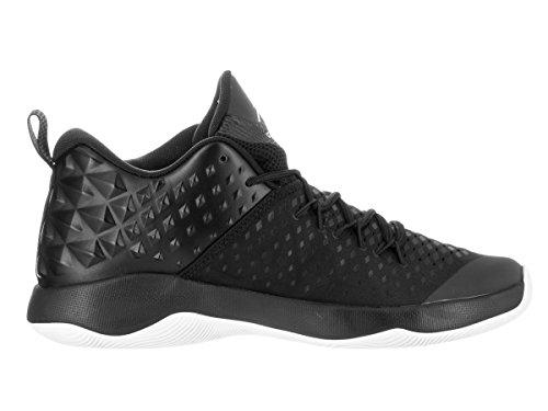 Nike 854551-001, espadrilles de basket-ball homme Noir