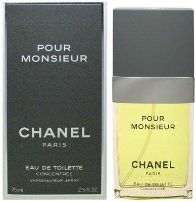 Chanel POUR MONSIEUR EAU DE TOILETTE 50ML VAPO.