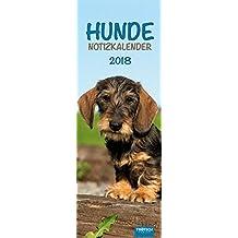 Streifenkalender Hunde 2018