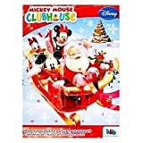 Mickey Mouse santa sleigh Chocolate Advent Calendar
