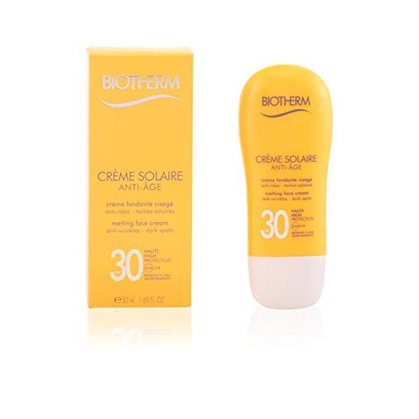 Biotherm Sun Crème Solaire Fondante Anti Age Visage SPF30 Protector Solar – 50 ml