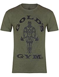 Golds Gym Herren T-Shirt Trainingsshirt Muscle Joe