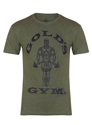 Gameworld Muscle Joe T-Shirt Homme Army FR : M (Taille Fabricant : M)