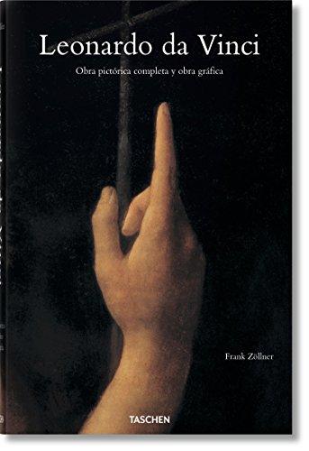 Leonardo da Vinci. Obra pictórica completa y obra gráfica por Johannes Nathan