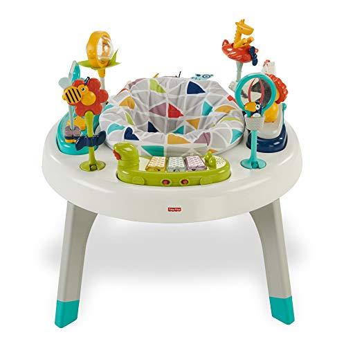 Fisher-price centro attività 2 in 1 cresci con me-da neonato a primi passi, fvd25