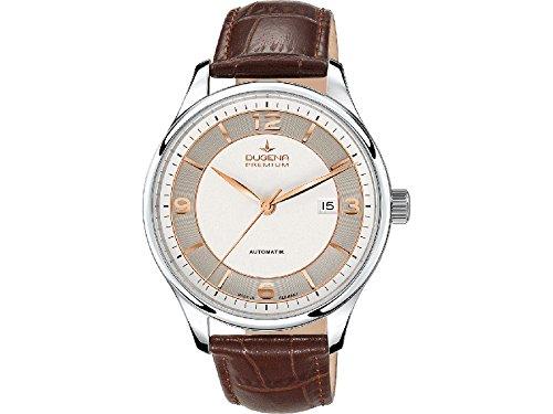 Dugena Premium Mechanical Mens Watch Epsilon Automatic 7000341