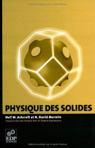 Physique des solides