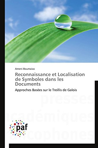 Reconnaissance et localisation de symboles dans les documents par Ameni Boumaiza