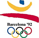 1992 SUMMER OLYMPICS - BARCELONA - Imported Wall Poster Print - 30CM X 43CM Brand New