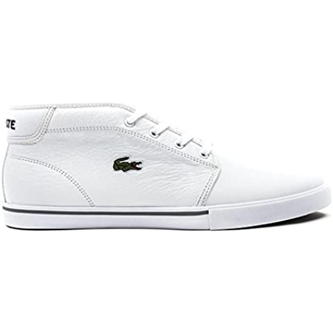 Lacoste Hommes Negro Ampthill Zapatillas