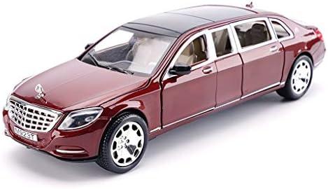SXET-Modèle SXET-Modèle SXET-Modèle de voiture Modèle de voiture en alliage modèle de voiture 1:24 version étendue Maybach S600 son et lumière jouet voiture décoration de voiture modèle de jouet modèle   La Reine De La Qual e4da26
