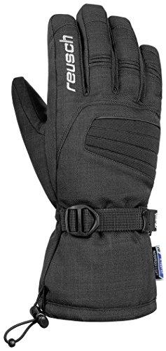 64eebc61628d1 Reusch Herren Couloir R-Tex XT Handschuhe, Black, 8.5