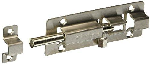 Tür-fenster-handle (10,2cm Länge Metall Sicherheit Barrel Bolt Latch für Tür Fenster)