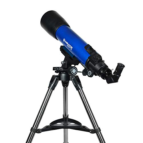 Meade Instruments Infinity 102mm Refractor Azul -