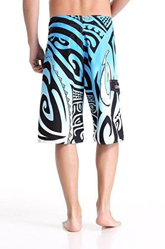 Herren ¡fördern S kurz, Sport im Freien Kleidung, Wasser Sport Bademoden, Badehose, Hawaii Shorts Clothin - Hurricane