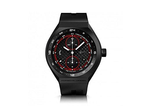 Reloj Automático Porsche Design Monobloc Actuator, Titanio, GMT, Ed. Limitada