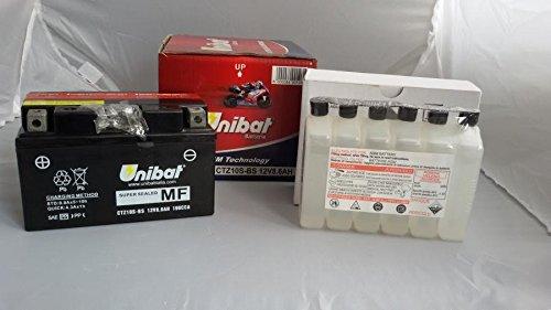 Unibat - Batteria Ctz10S-Bs