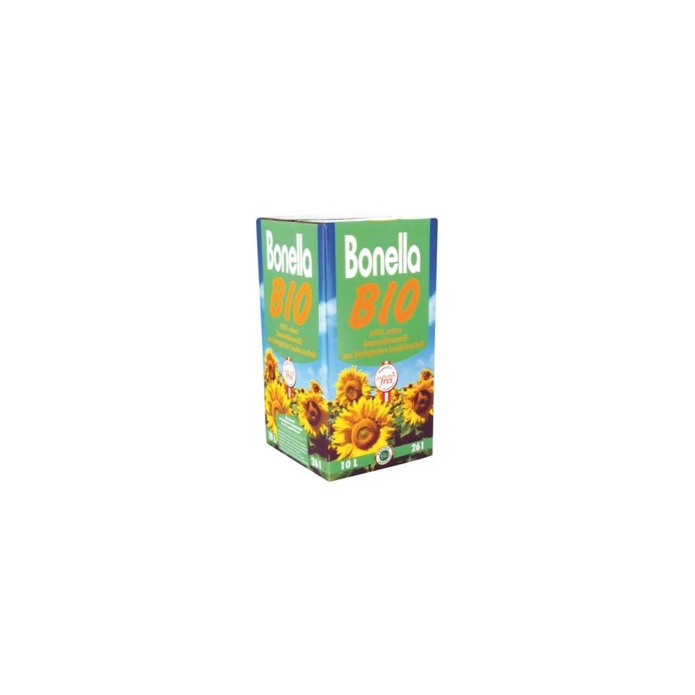 Bonella Bio Sonnenblumenl 10l