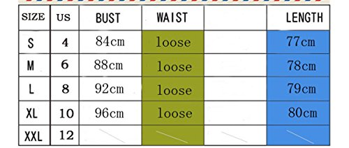 LOBTY Damen SommerKleider Dress Abendkleider Strankkleid MINI Cocktailkleider Petticoat A-Linie Rock viele Farben Grün
