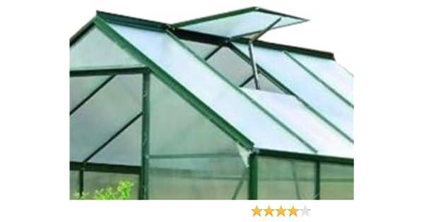 5 Roof Panels J1-5 for Gardman Polycarbonate Greenhouse 617 x 1140mm