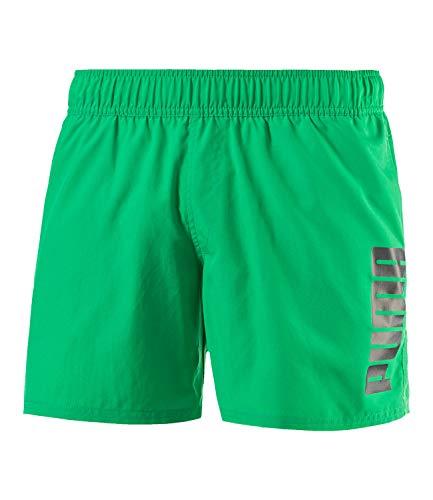 Puma STYLE PUMA Shorts, Größe:XL, Farbe:Bright Green