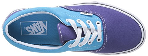 Vans U Era Vy6Xfjx, Baskets mode mixte adulte Multicolore (Skipper Blue/Cyan Blue)