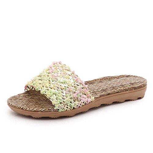 Estate moda scarpe/Piatto Infradito Sandali donna D