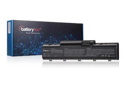 Batterytec Batteria per Acer Aspire 5535 5536 5542 5735 5737Z 5738G 5740 Battery AS07A51 AS07A41 AS07A31 [11.1v 4400mAh]