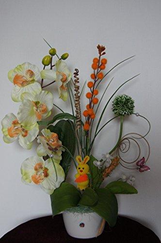 k nstliche gestecke k nstliche gestecke zaubern florales flair. Black Bedroom Furniture Sets. Home Design Ideas