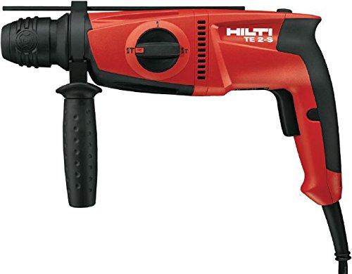 HILTI TE 2-S Te2-S Martillo Perforador SDS con Cable Y TR, Rojo