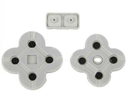 leitfähigem Gummi Taste D Pads für Nintendo DS Lite NDSL DSL Ersatz Ersatzteile