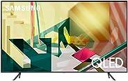 """Samsung TV QE85Q70TATXZT Serie Q70T QLED Smart TV 85"""", con Alexa integrata, Ultra HD 4K, Wi-Fi, Black,"""