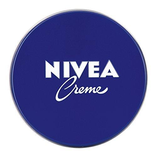 NIVEA 6er Pack Creme, 6 x 150 ml Dose, Hautpflege für den ganzen Körper